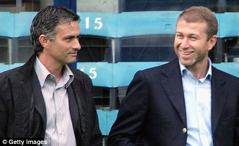 Chelsea in talks with Mourinho