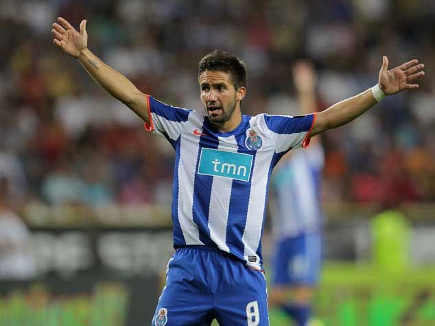 Porto Joao Moutinho could join Tottenham in summer