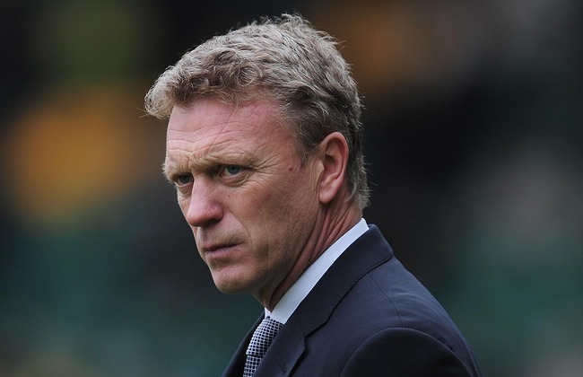 Everton Moyes to take over Man Utd in summer