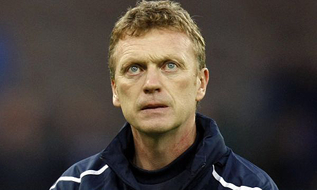 Everton Moyes a favourite to succeed Ferguson Man Utd in charge of Man Utd