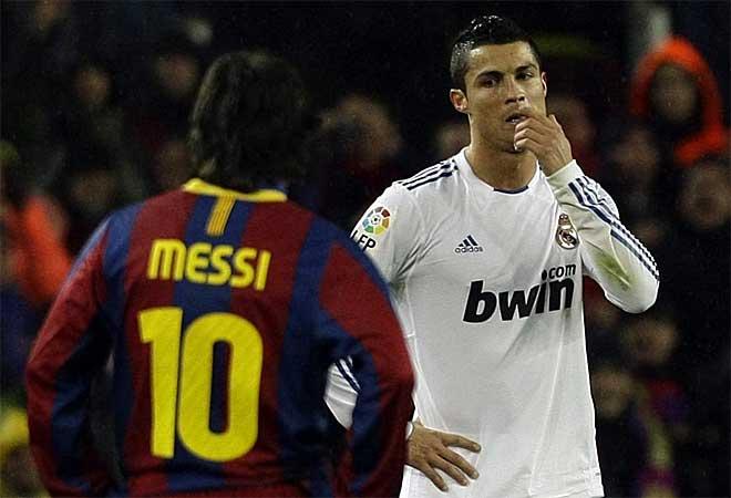 Лионель Месси: «Я не соперничаю с Роналду»