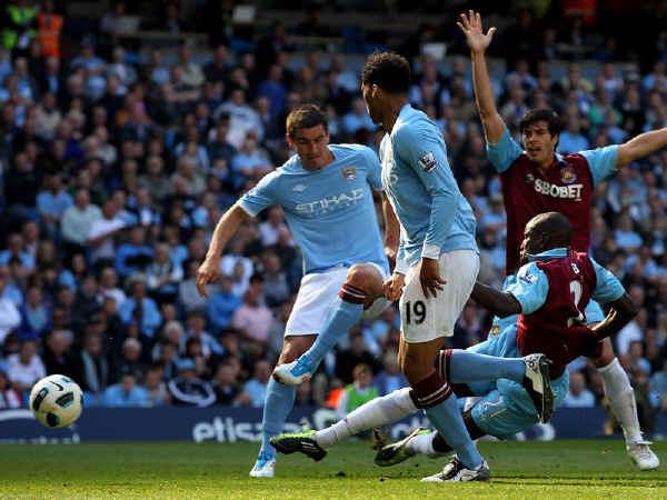 Английская Премьер-лига. 35-й тур. «Манчестер Сити» — «Вест Хэм» — 2:1. «Без мотивации»