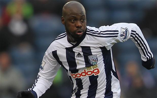 WBA Mulumbu set to be fit for Liverpool clash