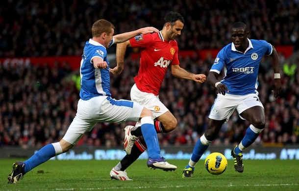 Суперкубок Англии. «Уиган» — «Манчестер Юнайтед». Онлайн-трансляция начнется в 17.00