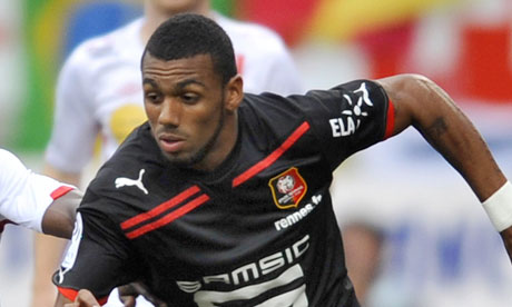 Newcastle are keen on Rennes M'Vila