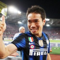 Man Utd are keen to sign Yuto Nagatomo
