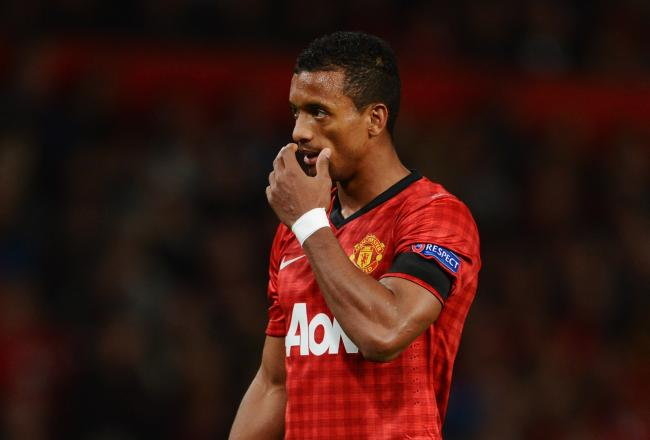 Nani wants new Man Utd contract