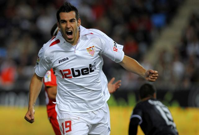 Sevilla Negredo back on Tottenham radar