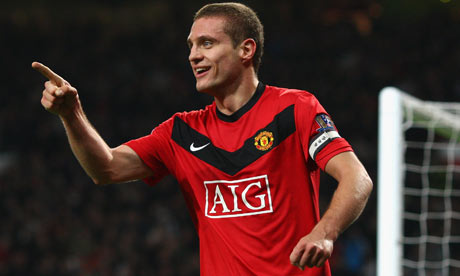 Nemanja Vidic is out of action for eight weeks