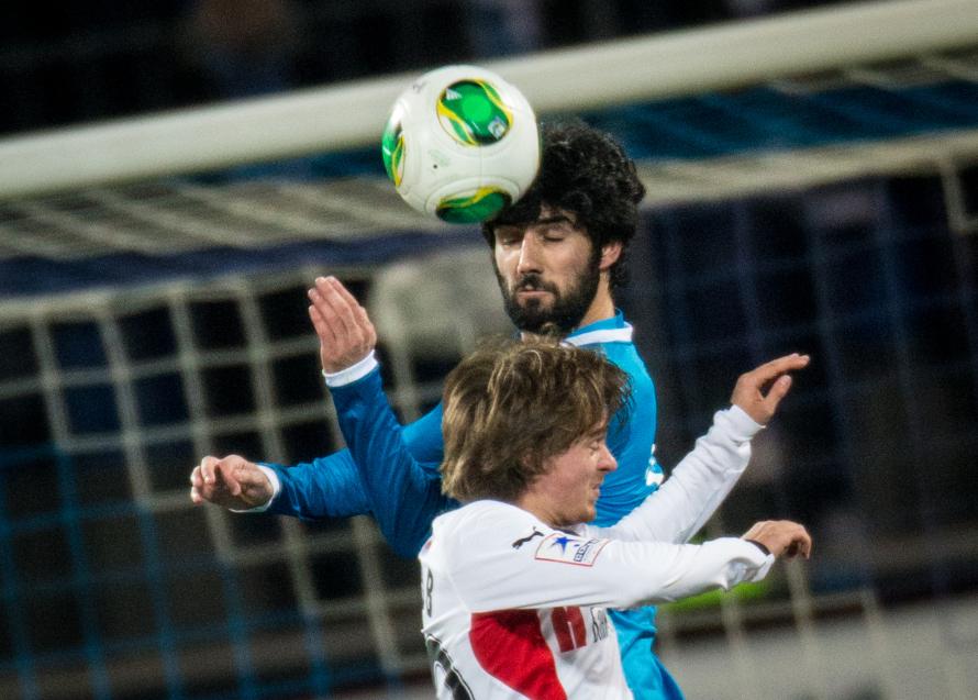 Российская Премьер-лига. Символическая сборная 15-го тура