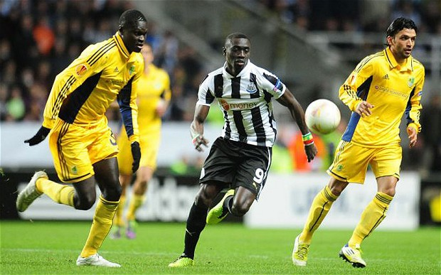 Europa League preview: Metalist Kharkiv vs Newcastle United