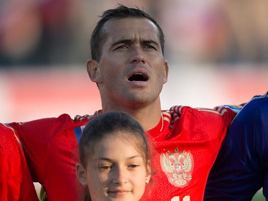 Александр Кержаков: сегодня и в Казани сборная России была едина с болельщиками