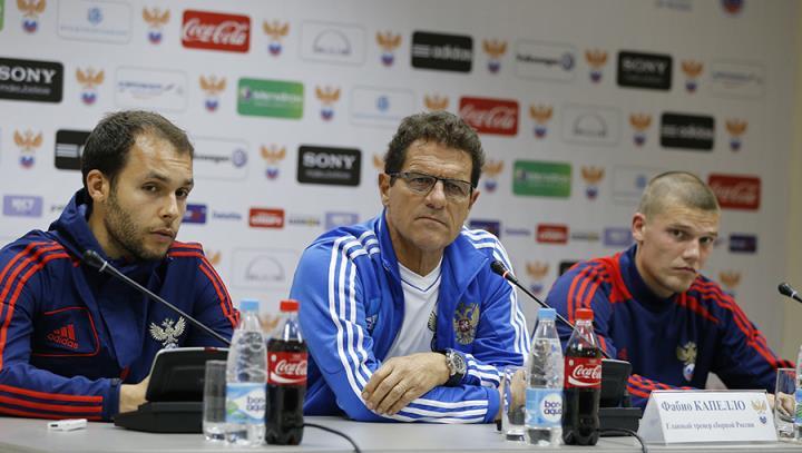 Фабио Капелло: «Завершу карьеру после работы со сборной России»