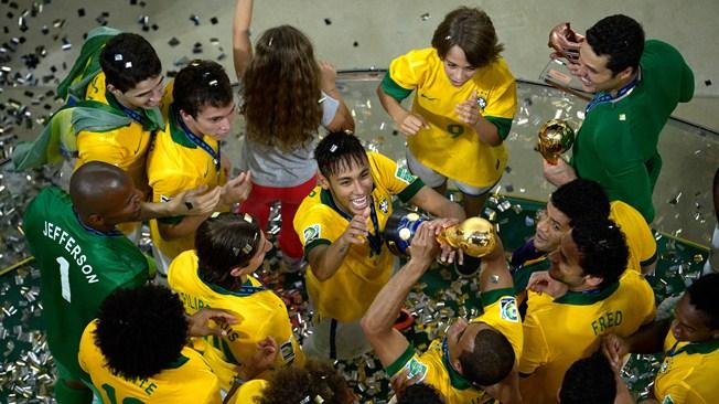 Лучшие моменты Кубка конфедераций-2013 (ВИДЕО)