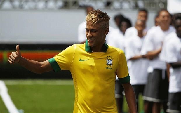 Neymar hints at possible Bayern transfer