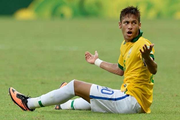 Кубок конфедераций. Полуфинал. Бразилия — Уругвай — 2:1. Хроника событий