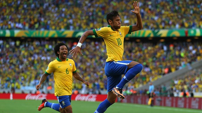 Confederations Cup results: Neymar scored again as Brazil beat Mexico