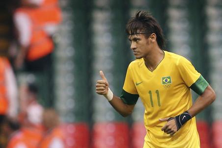 Neymar snatch a last-minute victory for Brazil