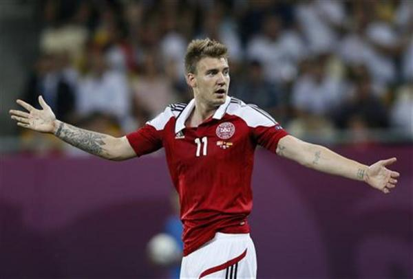 Bendtner is ruled out of the national team