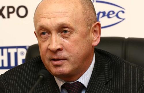 Николай Павлов не хочет становиться у руля сборной Украины