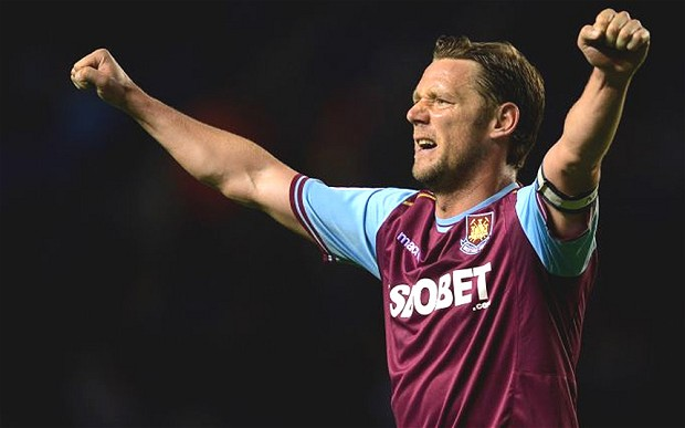 Nolan injury woe for West Ham