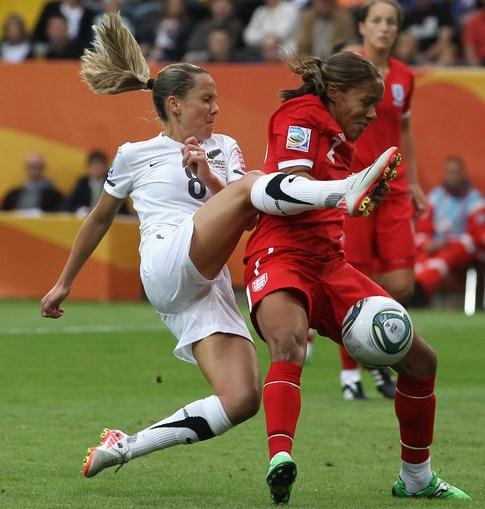 Олимпиада-2012 стартует футбольными матчами