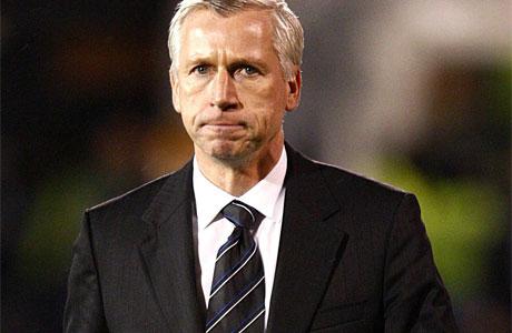 Newcastle Pardew blames fatigue for derby defeat