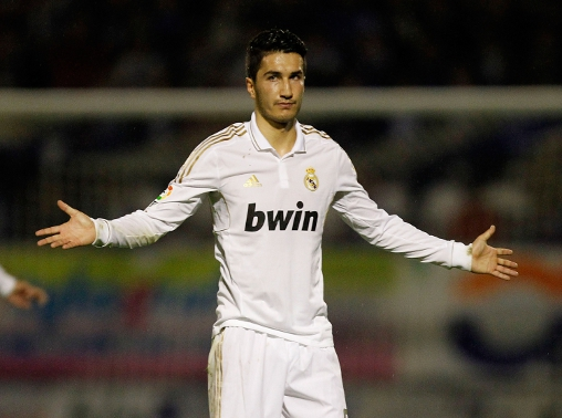 Nuri Sahin might move from Real