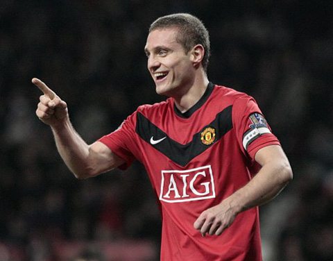 Vidic is back after nine months out of game