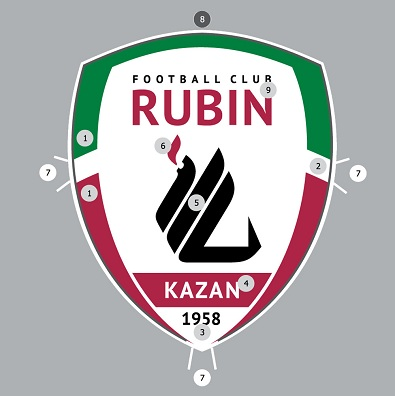 «Рубин» представил новую эмблему