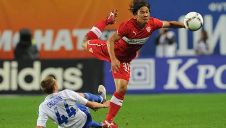 Московское «Динамо» завершило выступление в Лиге Европы