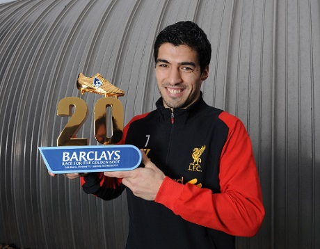 Луис Суарес: моя награда — доказательство того, что команда стала на правильный путь развития