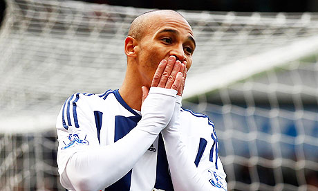 Odemwingie set to make loan move to Crystal Palace