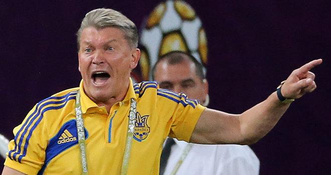 Олег Блохин: «Если будем играть как Молдова, то проиграем со счетом 0:8»