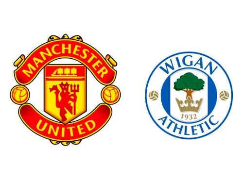 Английская Премьер-лига. 4-й тур. «Манчестер Юнайтед» — «Уиган» — 4:0. «Мастер-класс на «Олд Траффорд»»