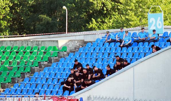 Фанат минского «Динамо»: «Матерные слова для белорусского ОМОНа — как фонетические запятые»
