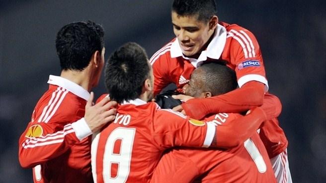Лига Европы-2012/13. 1/4 финала. «Бенфика» — «Ньюкасл». Прогноз. «Полет нормальный, набираем высоту»