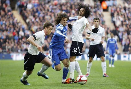 Tottenham Assou-Ekotto and Parker returned to light training