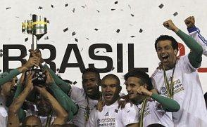 «Палмейрас» – обладатель Кубка Бразилии