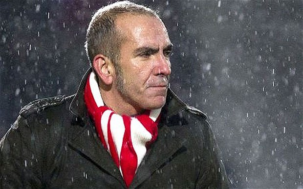 Sunderland sack Paolo Di Canio