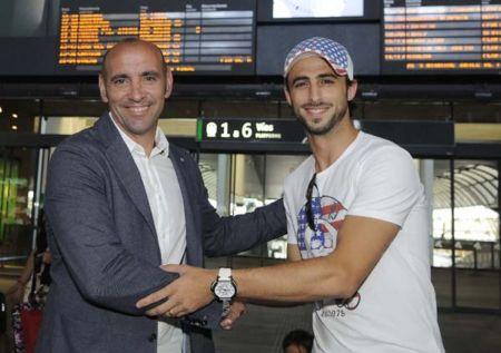 Николас Пареха подписал арендное соглашение с «Севильей» (ФОТО)