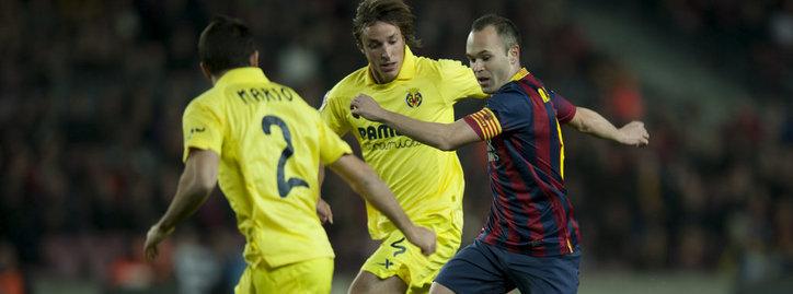 Испанская Ла лига. «Барселона» добыла три очка в поединке с «Вильярреалом»