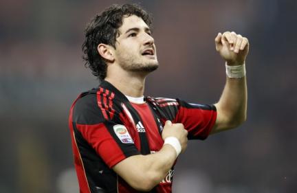 Пато не уйдет из «Милана»