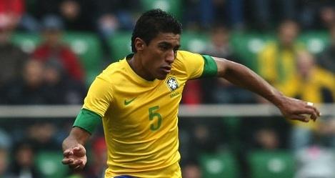 Tottenham target Corinthians' Paulinho