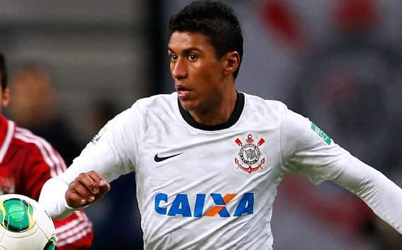 Corinthians star Paulinho keen on a move to Tottenham