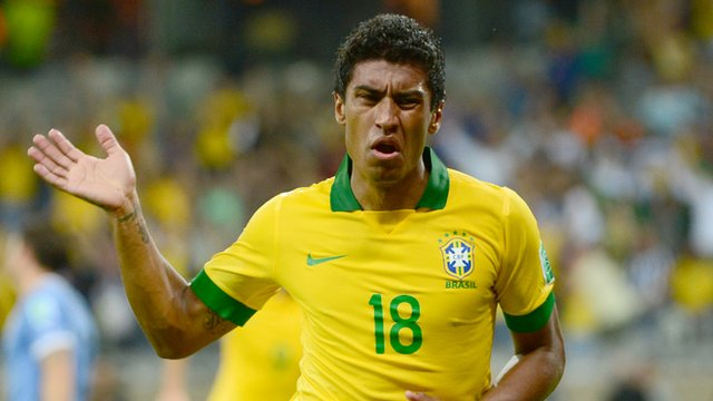 Confederations' Cup results: Tottenham-bound Paulinho leads Brazil into final (video highlights)