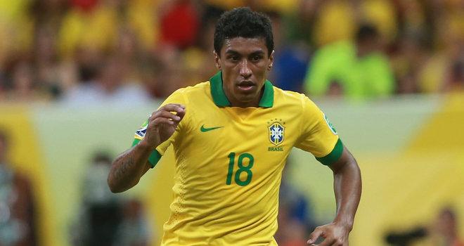 Tottenham chase Corinthians star Paulinho