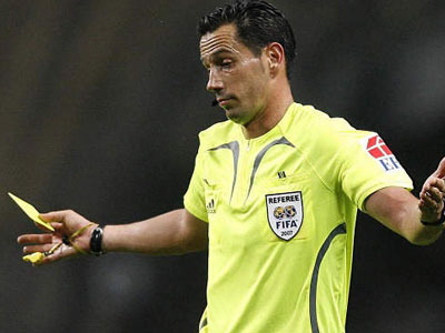 Матч «Боруссия» — «Динамо» будет судить арбитр финала Евро-2012