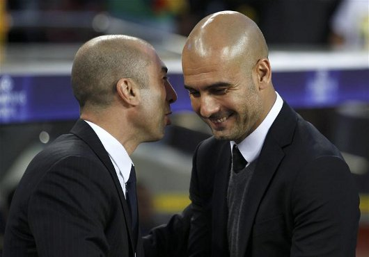 Pep Guardiola expressed desire to work in England