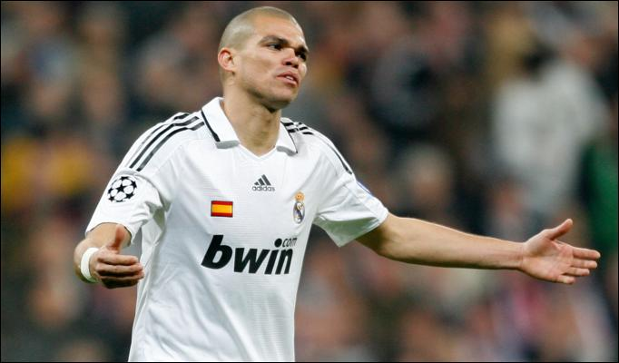 New Man City manager Pellegrini eyes move for Real Madrid Pepe